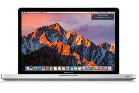 Groupon Goods Global GmbH - Refurbished Apple MacBook Pro A1278 13.3 Core i5 Processor 500GB And 256GB SSD 4 And 8GB RAM With Free Delivery - Save 0%
