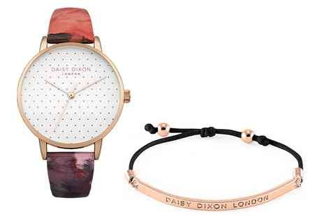 Groupon Goods Global GmbH -  Daisy Dixon Women's Suki Wristwatch with Bracelet - Save 67%