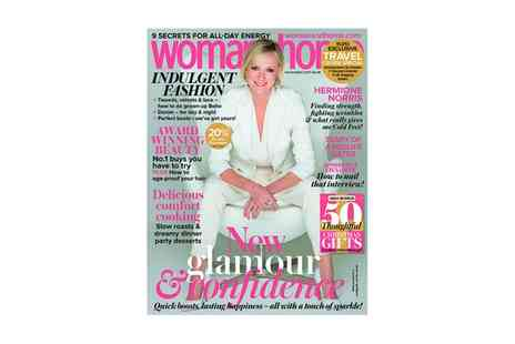 Woman & Home Magazine - One Year Woman & Home Magazine Subscription - Save 40%