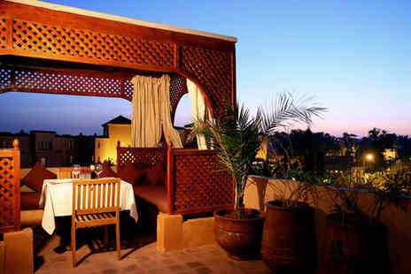 Hivernage Hotel & Spa - Five Star Luxury Living in the Heart of Marrakech Stay For Two - Save 49%