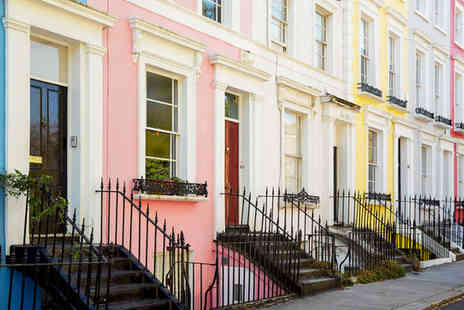 The Portobello Hotel - Four Star Neo Classical Mansions in Trendy Notting Hill Stay For Two - Save 72%