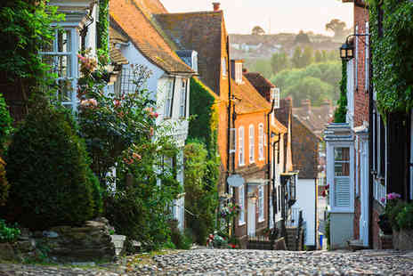 Rye Lodge Hotel - Three Star Elegant Style Stay For Two in the Heart of Medieval Rye - Save 0%