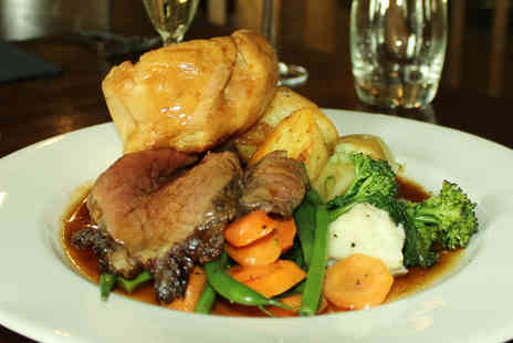 Shrigley Hall Hotel - Three course Sunday lunch for two - Save 0%