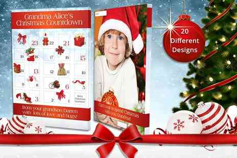 Snapajack - Personalised advent calendar - Save 0%