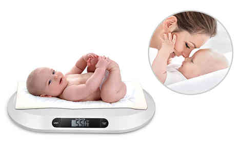 Direct 2 Publik - Electric baby scales - Save 58%
