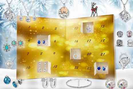 My Boutique Store - Jewellery advent calendar - Save 90%