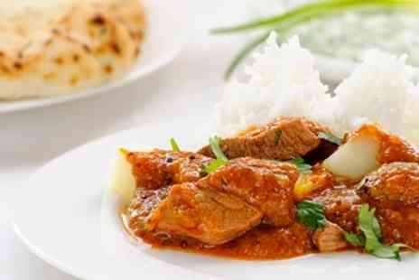 Matlock Gurkha Inn - Two Course Nepalese Meal with Rice or Naan for Two or Four - Save 38%
