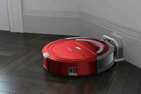 Groupon Goods Global GmbH - Pifco P28027 Self Docking Robo Vac for With Free Delivery - Save 62%