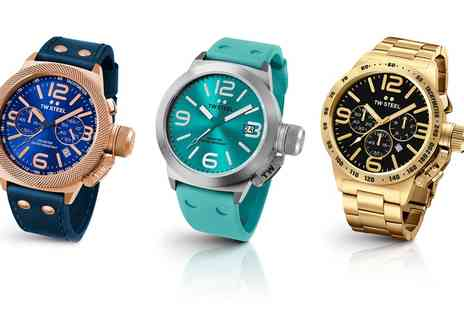 Groupon Goods Global GmbH - TW Steel Mens Watch in Choice of Design With Free Delivery - Save 46%