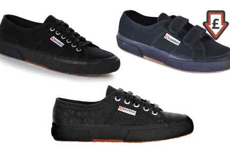 Groupon Goods Global GmbH - Superga Trainers in Choice of Style - Save 0%