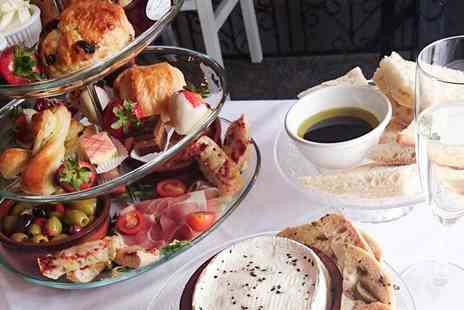 Laceys Bistro - Afternoon, Prosecco, Italian or Gentlemens Tea for Two or Four - Save 42%
