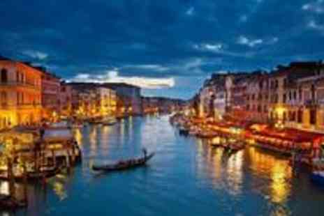 Viva Holidays - Two night Venice break, including breakfast on a stunning city break with return flights - Save 49%