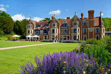 Wood Norton Hotel - Four Star Grand Countryside Escape For Two - Save 0%