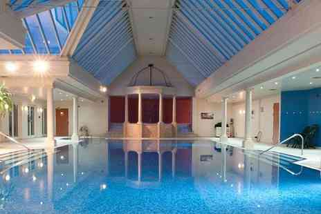 The Hertfordshire Spa - Spa Day with Two Treatments and Leisure Facilities Access for One or Two - Save 47%