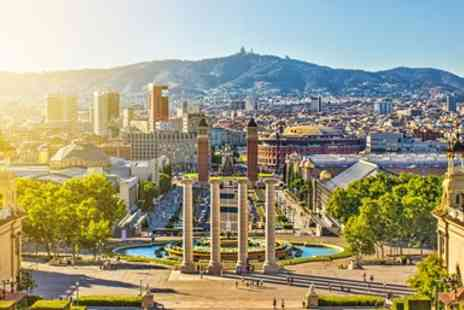 Hays Cruise - Seven night Med cruise with 2 night Barcelona stay & flights - Save 0%