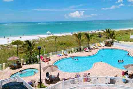 Sunset Vistas Beachfront Suites - Treasure Island Beach Suites near Johns Pass - Save 0%