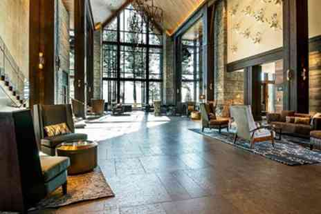 The Lodge - New Luxe Tahoe Hotel Stay - Save 0%