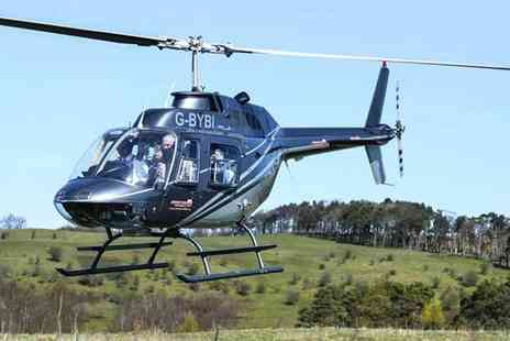 Buyagift - Jet powered helicopter tour of one of nine UK cities - Save 0%