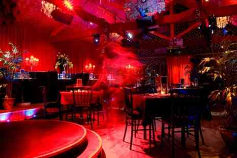 Proud Cabaret Camden - Three Course Dinner with Prosecco and a Show for One, Two, Four, Six or Ten - Save 56%
