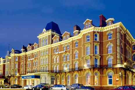 Imperial Hotel - One or Two Nights Stay for Two with Breakfast and Optional Afternoon Tea and Dinner - Save 0%