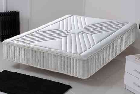 Groupon Goods Global GmbH - Minster Soft Touch Memory Foam Mattress With Free Delivery - Save 91%