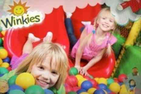 Winkies - Winkies Play Centre One Months Access For One Children - Save 50%