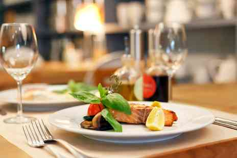 Laceys Bistro - Two Course Bistro Meal with Wine or Beer for Two or Four - Save 42%