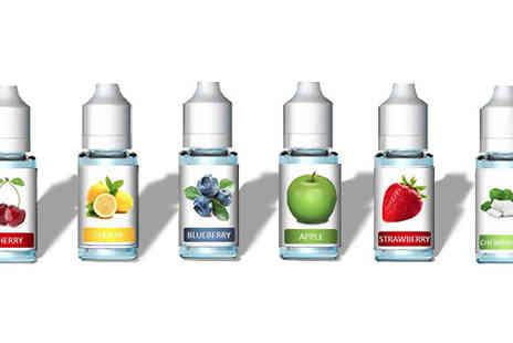 TLD Marketing - Assorted Flavoured 10ml ELiquids  5, 10, or 20 Pack - Save 0%