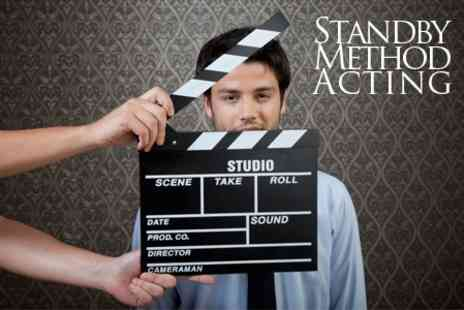 StandBy Method Acting & Film - Ten Method Acting Classes - Save 71%