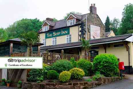 The Ship Inn - Two course dining for two - Save 50%