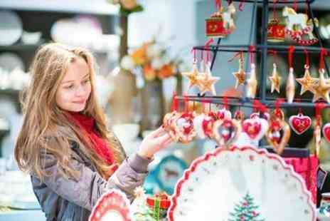 Elite London Events - Two tickets to the Chelsea Enchanted Christmas Fair - Save 50%