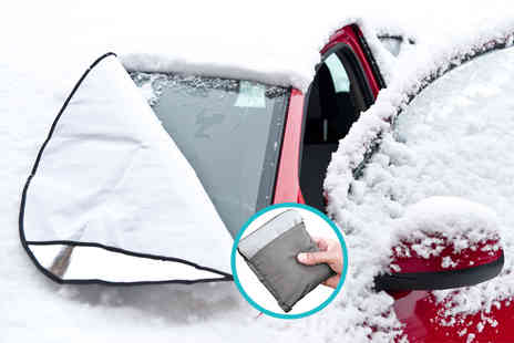Grids London - magnetic windscreen cover - Save 72%