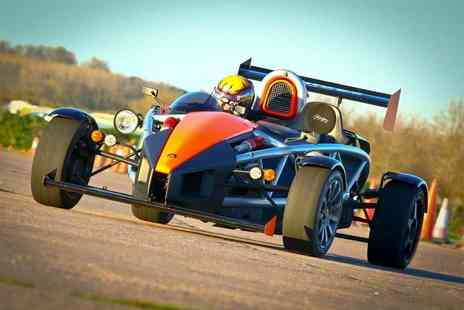 Car Chase Heroes - Three lap supercar driving experience with a choice of 19 cars - Save 61%