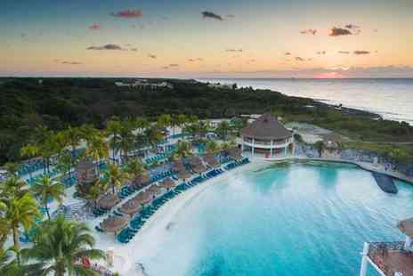 KPX Travel - Seven or Fourteen Nights at 5 Star Occidental at Xcaret Destination with All Inclusive and Flights - Save 0%