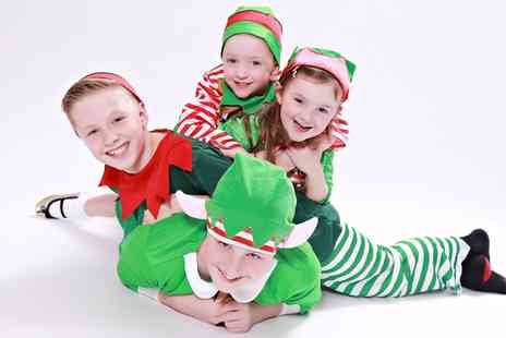 Xposure Studios - Christmas Photoshoot with Prints, Makeover and Refreshments for Two - Save 93%