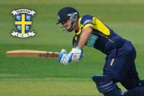 Durham County Cricket Club - Twenty20 Cricket of Durham Dynamos v Derbyshire Falcons - Save 53%