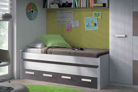 D Furniture Store - 3ft single trundle bed - Save 51%