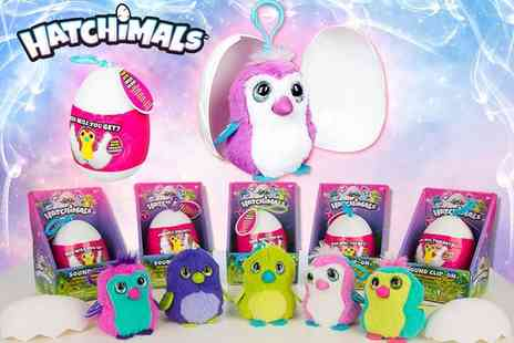Sambro International - Collectible Hatchimal mystery egg toy - Save 43%
