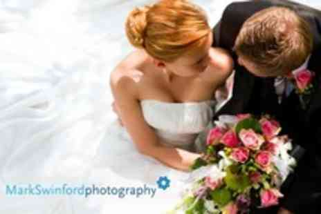 Mark Swinford Photography - Makeover Bridal Photo Shoot With Prints Post Wedding With Groom or Boudoir Style - Save 92%