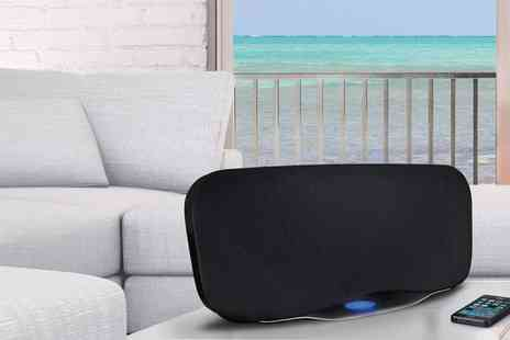 Groupon Goods Global GmbH - KitSound Cayman Wireless Bluetooth Speaker With Free Delivery - Save 67%