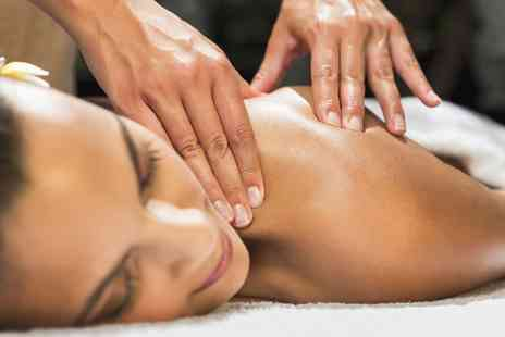 Ms Beauty Room - 30 Minute Back and Shoulder Massage or 60 Minute Full Body Massage for Women - Save 50%