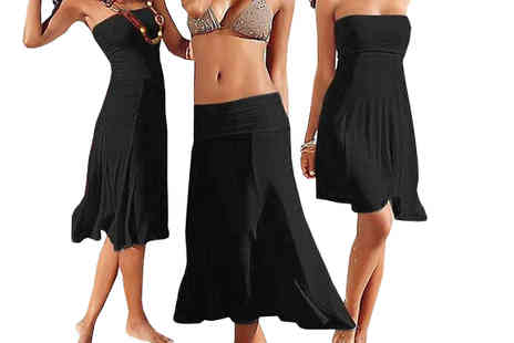 Bazaar me - Multi Way Beach Cover Up Available in 5 Colours, 4 Sizes - Save 78%