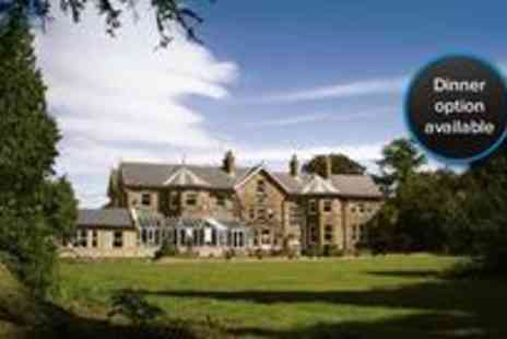 Burn Hall - Two night break for two in Yorkshire, breakfast included - Save 59%