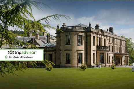 Beamish Hall Country House Hotel - Four Star one or two night stay for two with dinner and breakfast - Save 38%