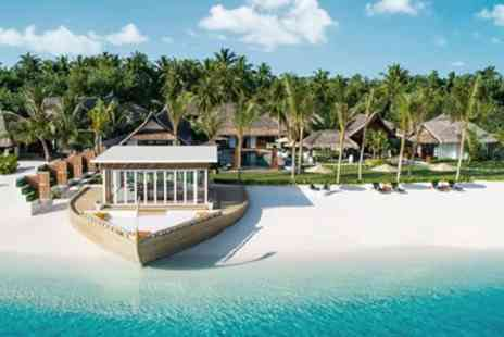 Away Holidays - Five star Maldives holiday including villa with private pool - Save 0%