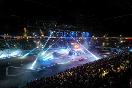Arena Sports Live - Child or adult ticket to the Arenacross Tour 2018 and an official Arenacross cap - Save 34%