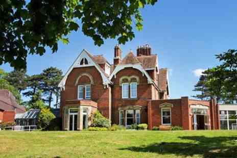 Hallmark Hotel - Deluxe Worcestershire stay with meals - Save 0%