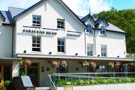 Saracens Head - Snowdonia National Park stay including dinner - Save 0%