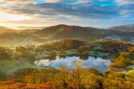 The Lamplighter Dining Rooms - Windermere getaway including 3 course dinner - Save 0%