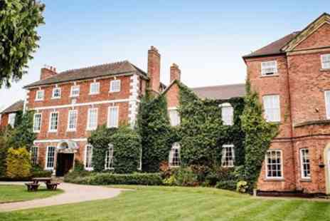 The Park House Hotel - Two night Shropshire getaway with dinner - Save 0%